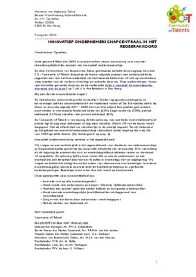 1581 1281351041 innovatief ondernemerschap centraal in het regeerakkoord 100809 medium