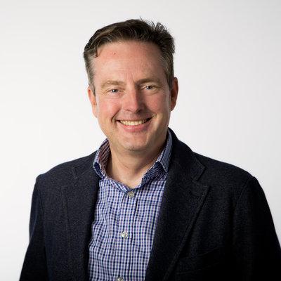 Jonathan Goose, Regional Director UK & Ireland, EVBox Group