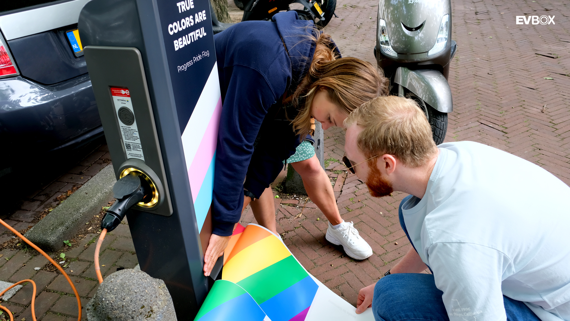 EVBox Group's colorful charging station for Pride campaigne.jpg