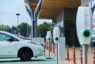 EVBox BusinessLine commercial charging