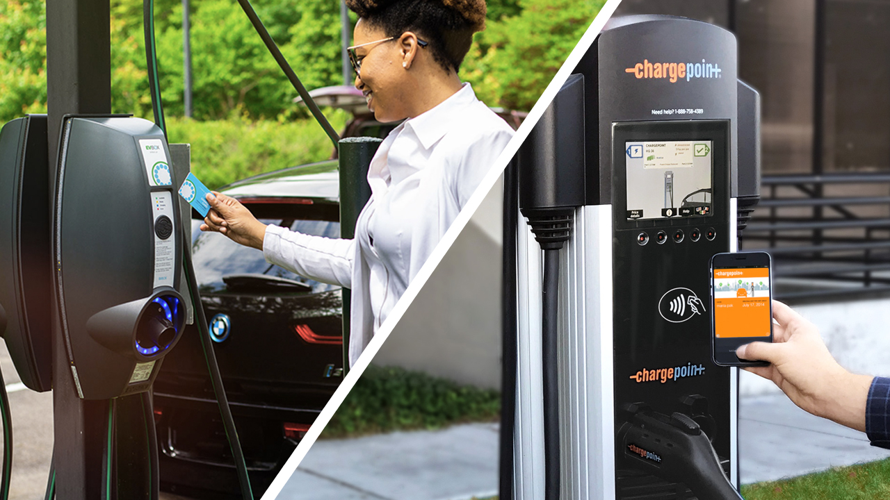 ChargePoint EVBox