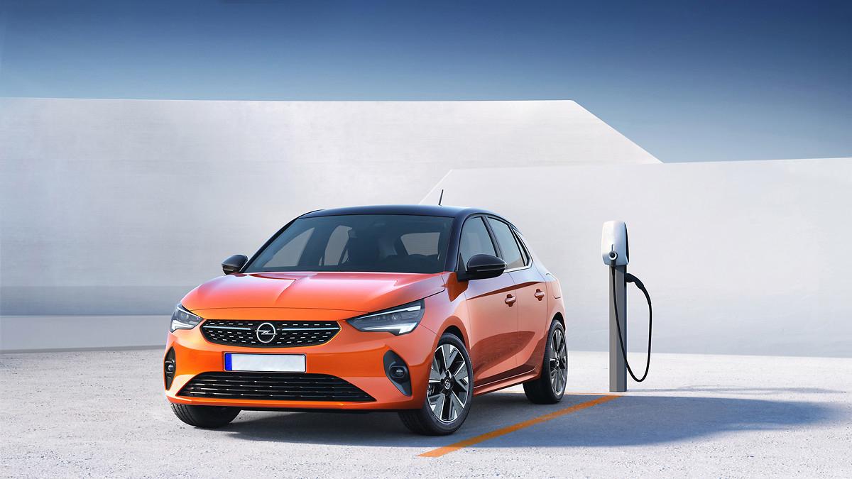 Opel EVBox Elvi