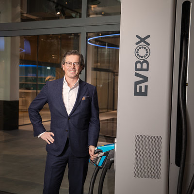 Kristof Vereenooghe (President and CEO of EVBoz Group)