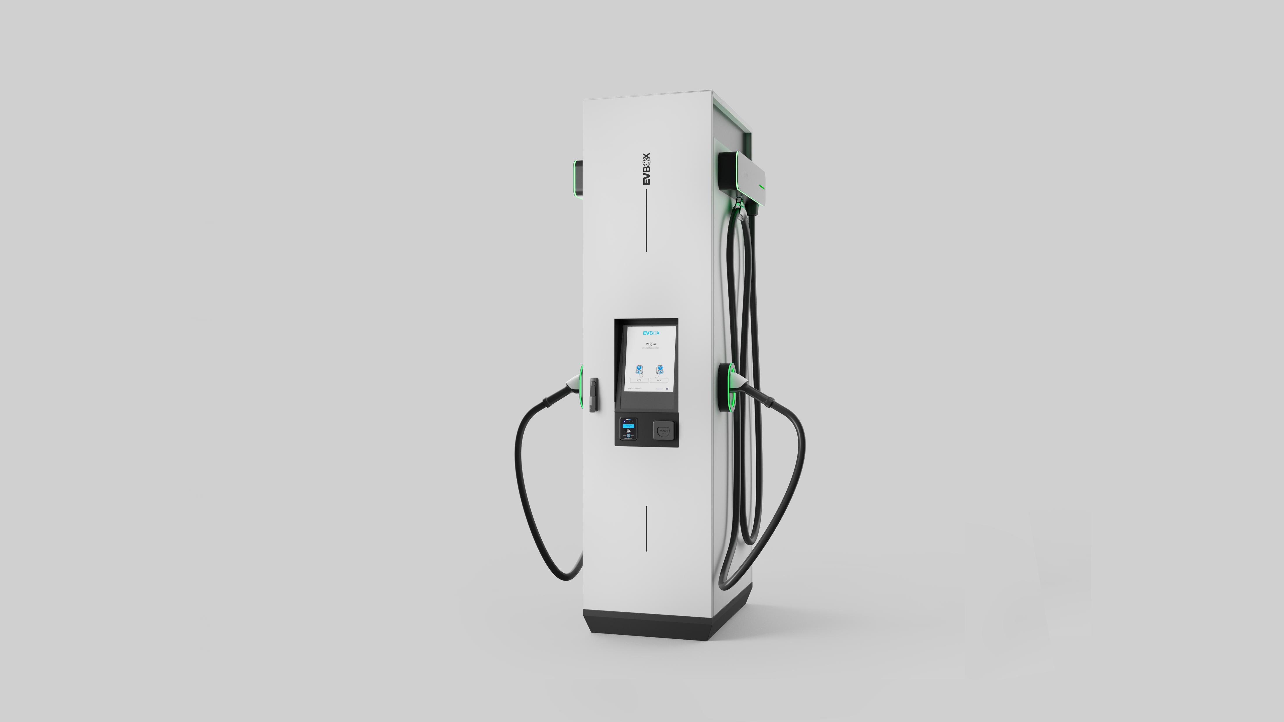 EVBox Troniq Modular