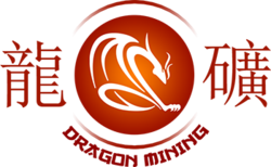 Dragon Mining logo