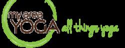 My Area Yoga logo