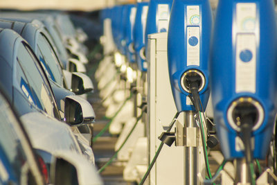 Installation 308 points de charge EVBox Zeebrugge