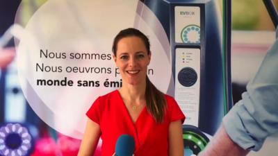Corinne Frasson (Regional Director France at EVBox Group)