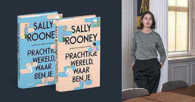 Rooney, Sally - Prachtige wereld waar ben je 4