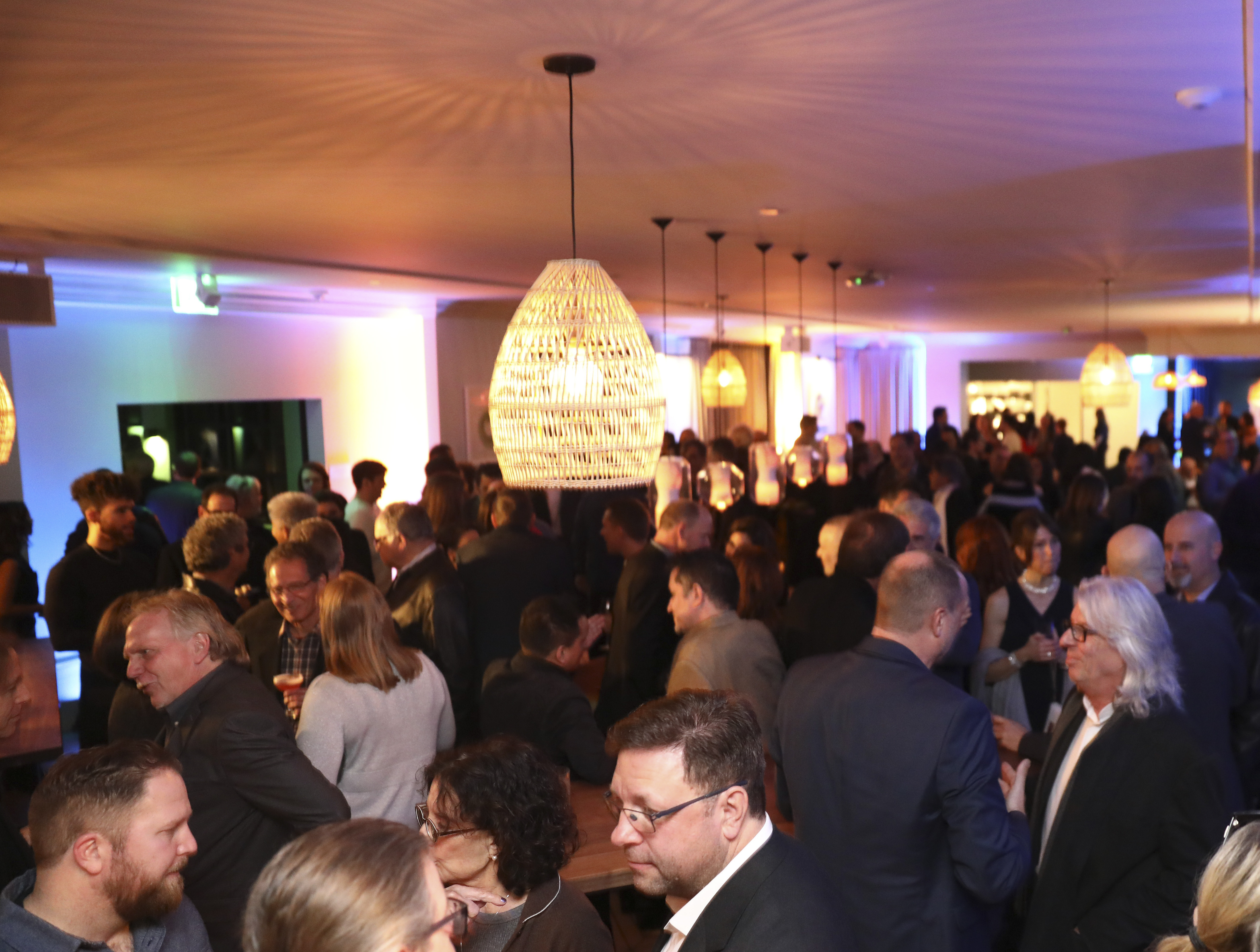 Dolby Laboratories celebrates the 91st Academy Award nominees in the Best Cinematography, Sound Editing, and Sound Mixing categories at h Club in Hollywood on February 21, 2019.
