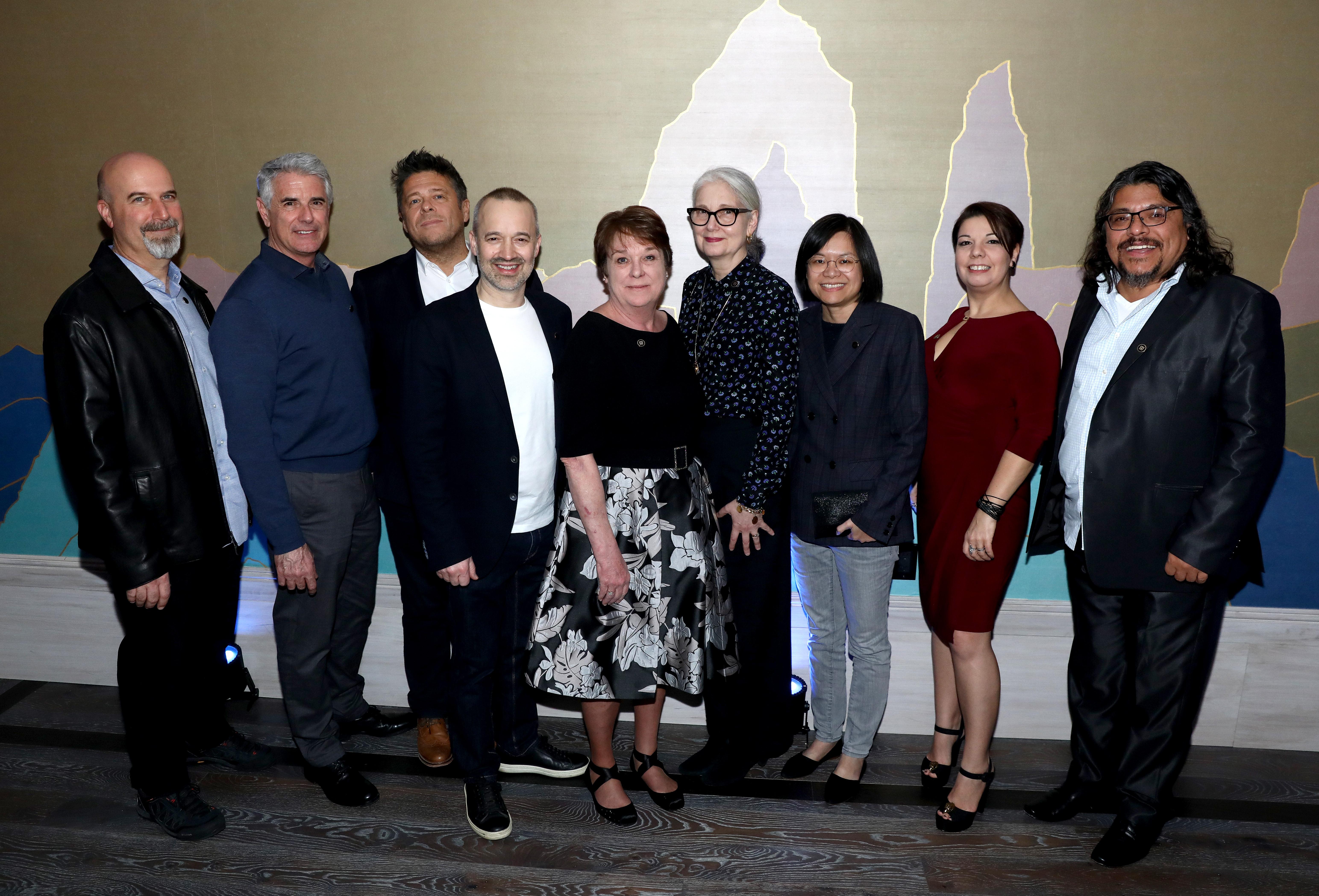 2019 Oscar Nominee Group Photo