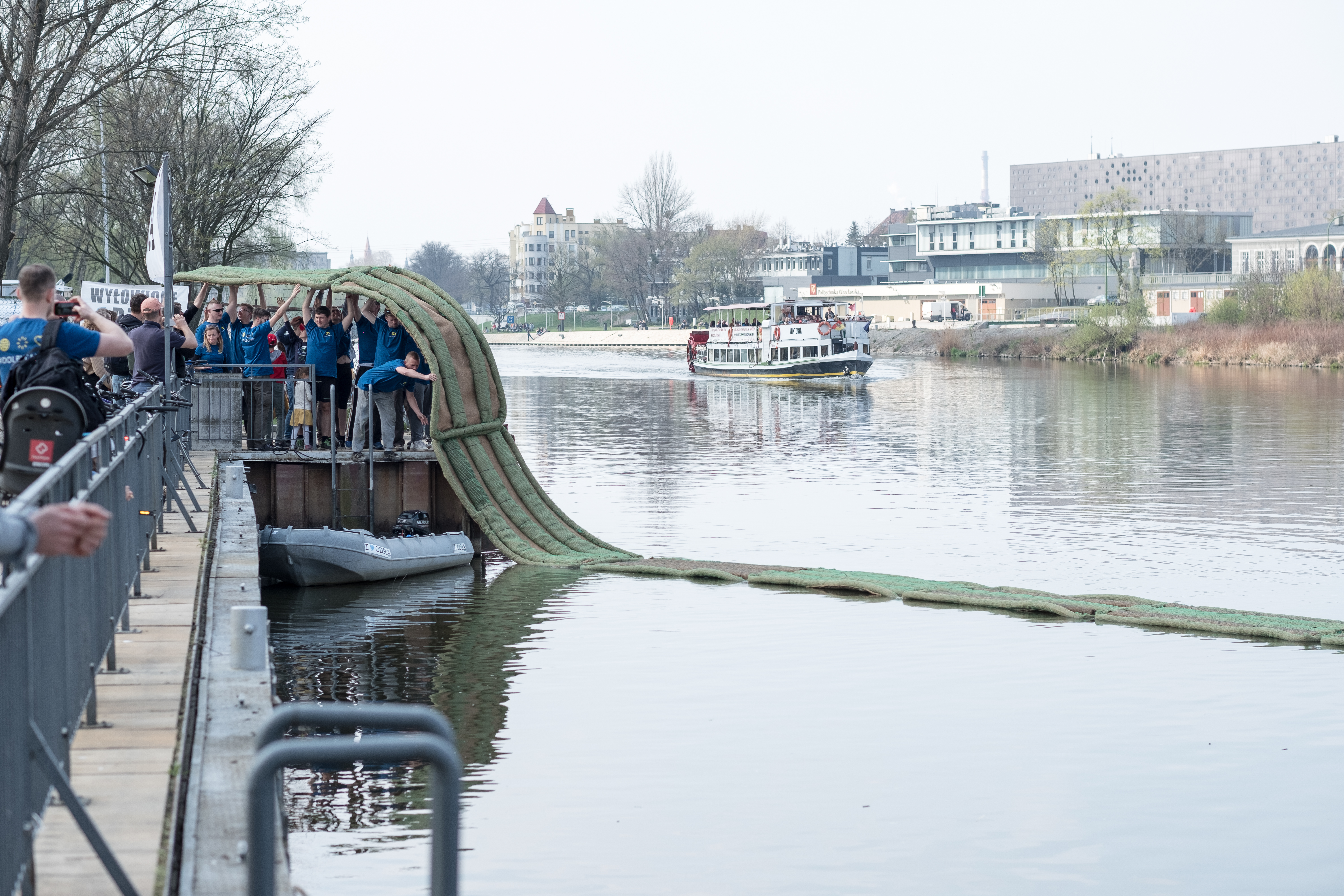 2019 Dolby Cares Day Poland On the Odra River .jpg