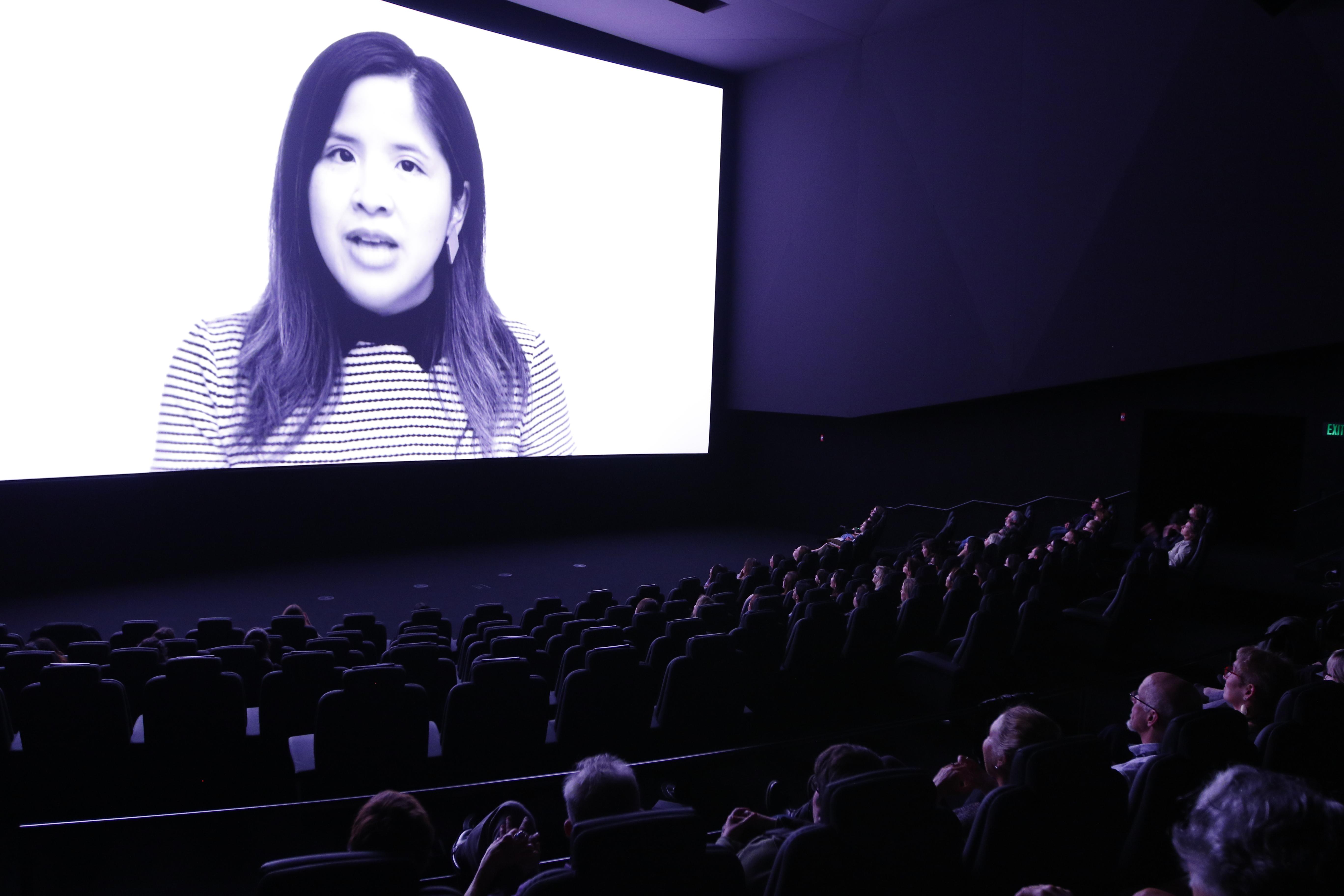 2019 LUNAFEST 'Flip The Record' in Dolby Cinema