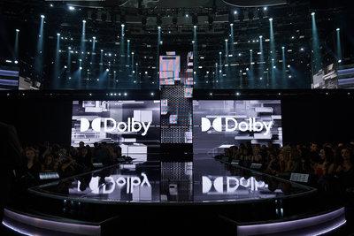 Dolby AMAs