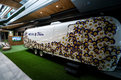 Dolby Airstream at the J Balvin X Dolby Immersive Experience