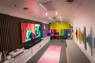 Inside the J Balvin x Dolby Immersive Experience