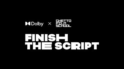 Dolby-X-GFS-Finish-the-Script-Lockups_Lockup-Horizontal-White-on-Black