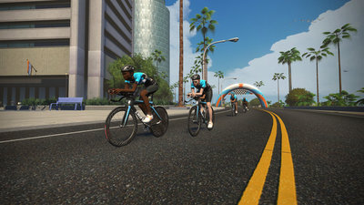 Zwift Triathlon