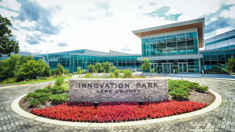 Innovation Park Libertyville EVBox North American head