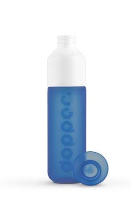 0.2 - 0840 - Dopper Original - Pacific Blue - Bottle&Cap