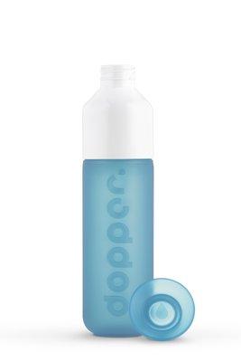 0.2 - 0857 - Dopper Original - Blue Lagoon -  Bottle&Cap