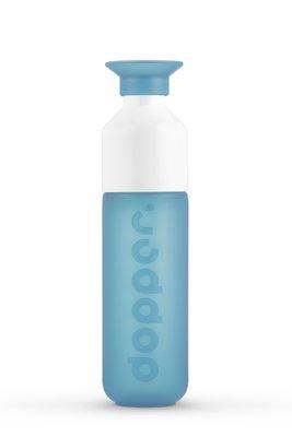 0.1 - 0857- Dopper Original - Blue Lagoon- Bottle Full