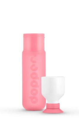 0.3 - 0932 - Dopper Original - Pink Paradise - Bottle&Cup