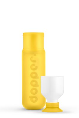 0.3 - 0949 - Dopper Original - Sunshine Splash - Bottle&Cup