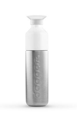 0.1 - 0772 - Dopper Steel - Solid Steel - Bottle Full
