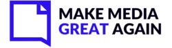 Make Media Great Again logo