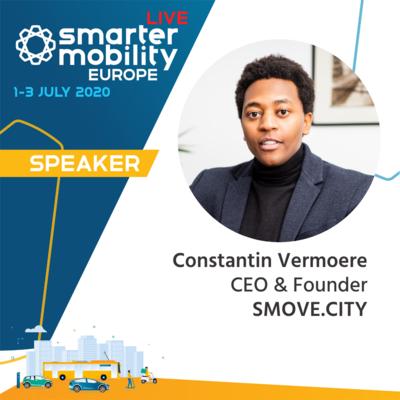 Speaker - Constantin Vermoere