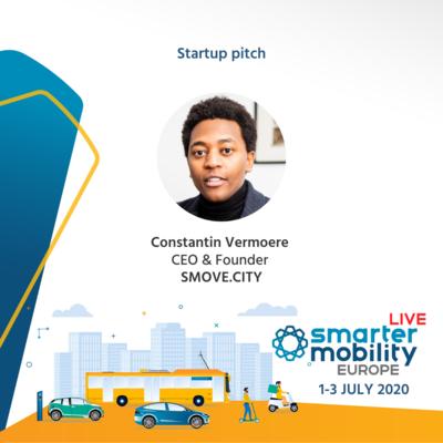 Startup Pitch - Constantin Vermoere