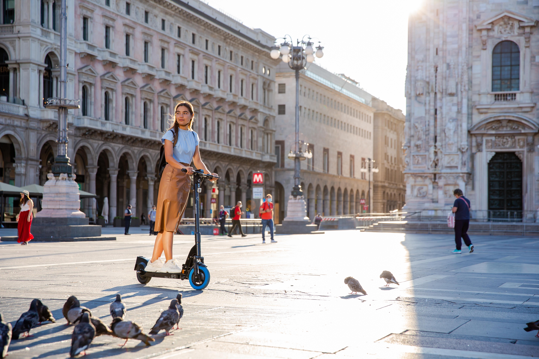 Swapfiets Milano Settembre 2020 (US_8409) | Foto: Swapfiets