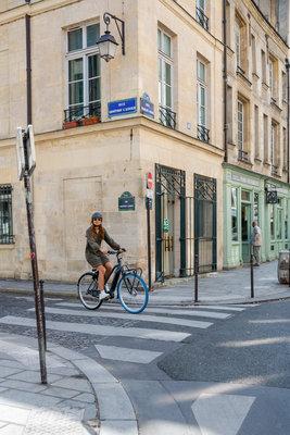 Swapfiets Paris September 2020 (US_1918)   Photo: Swapfiets