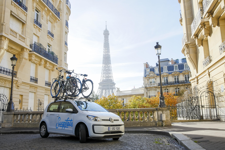 Swapfiets Paris September 2020 (US_3232) | Photo: Swapfiets