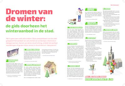 Download hier de pretparkkaart 'Dromen van de winter'