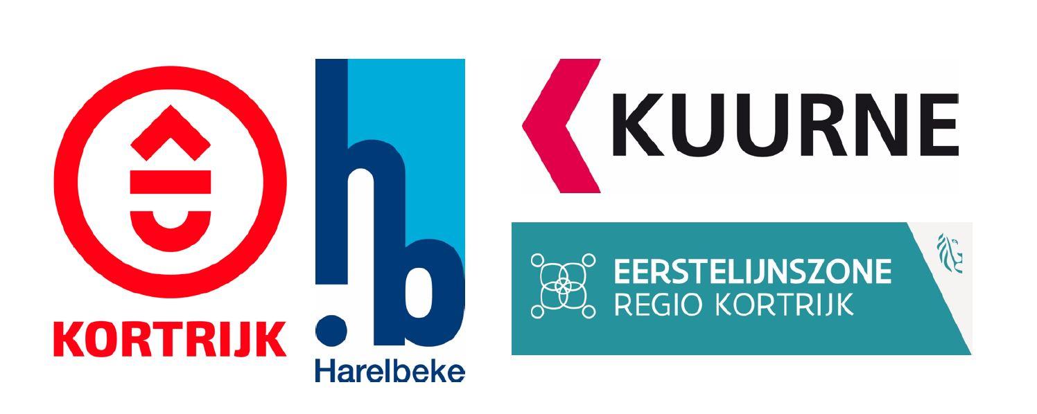 Samenwerking logo's
