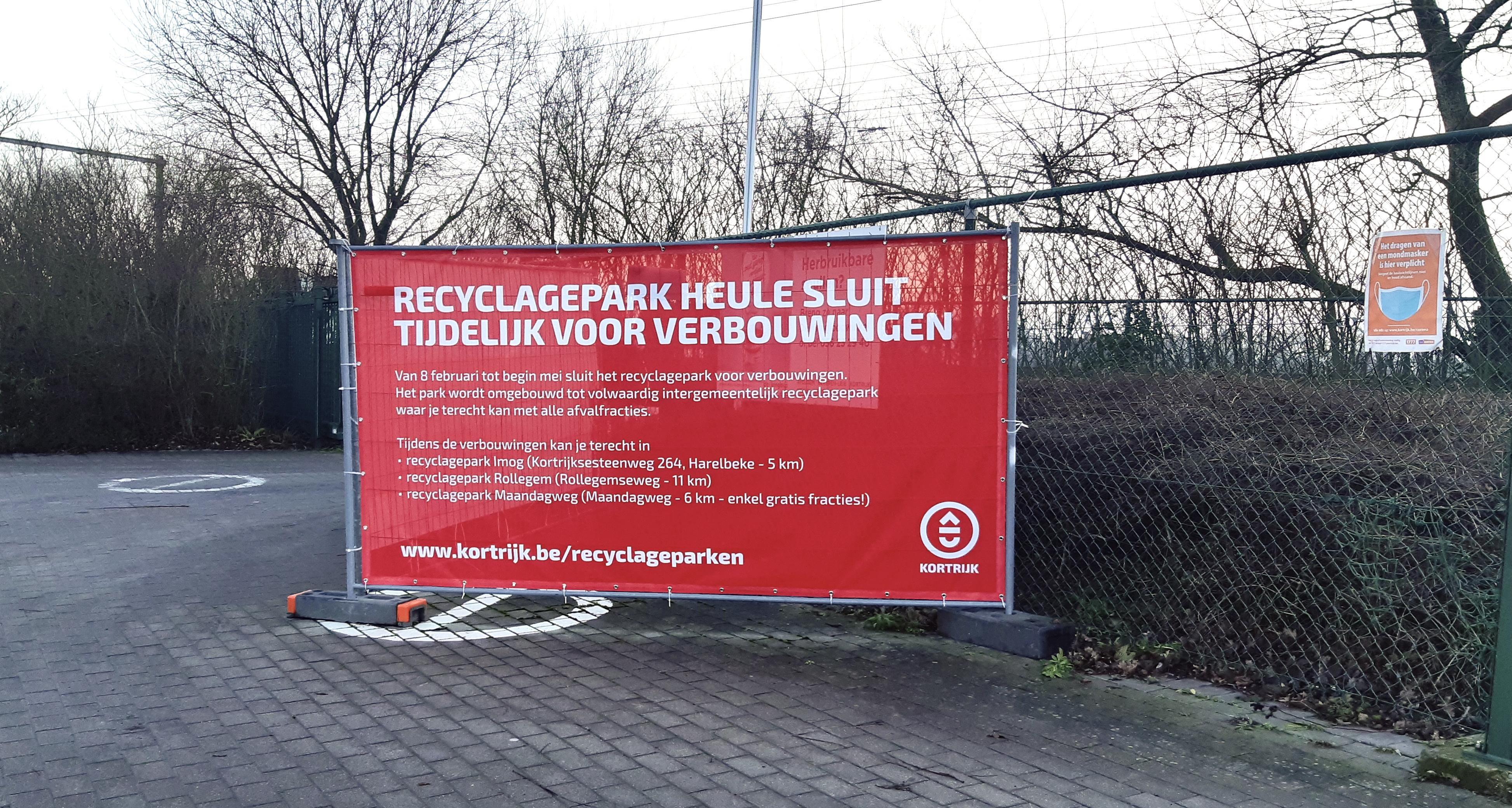 Recyclagepark Heule
