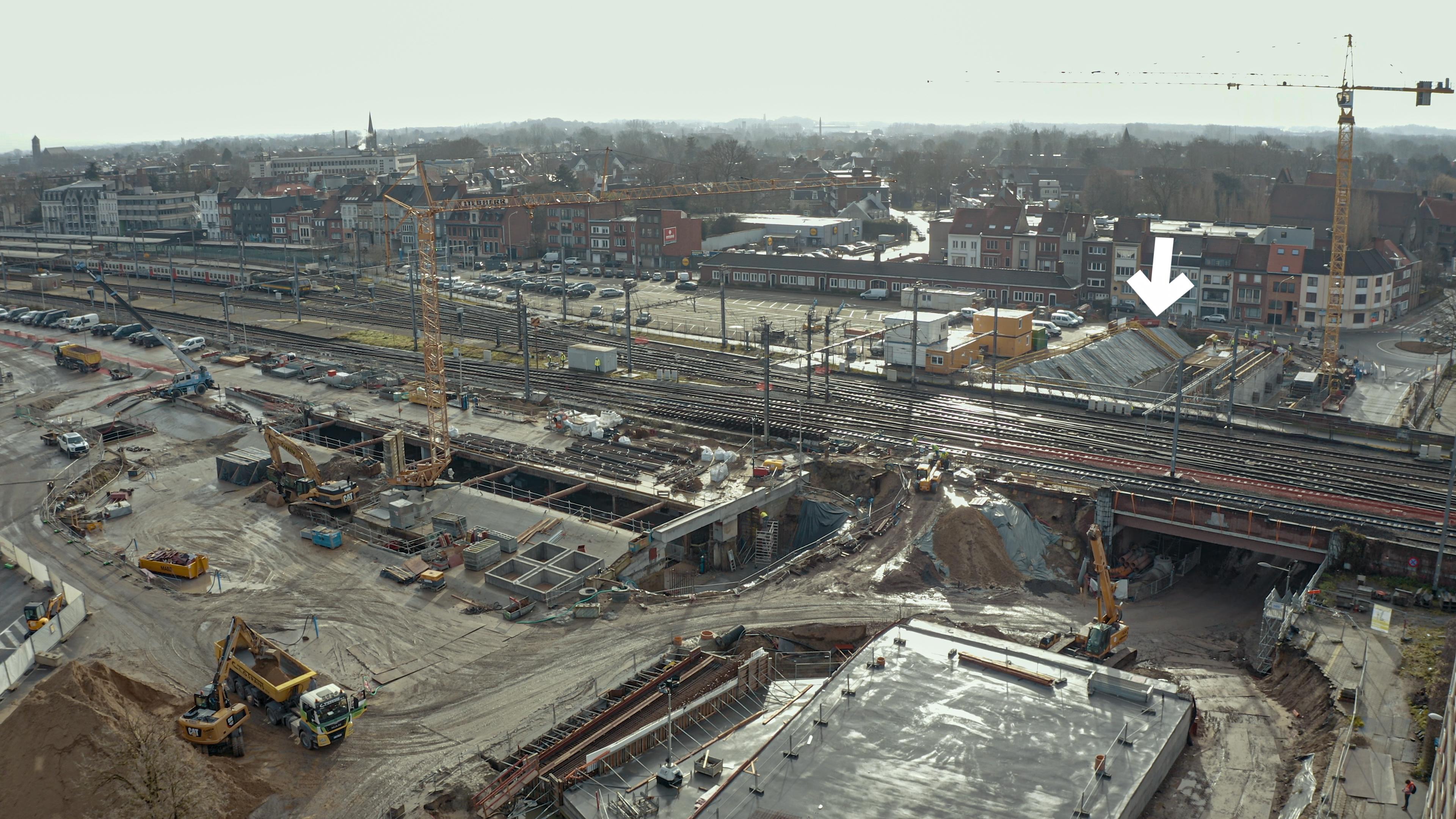 Stationsproject februari 2021