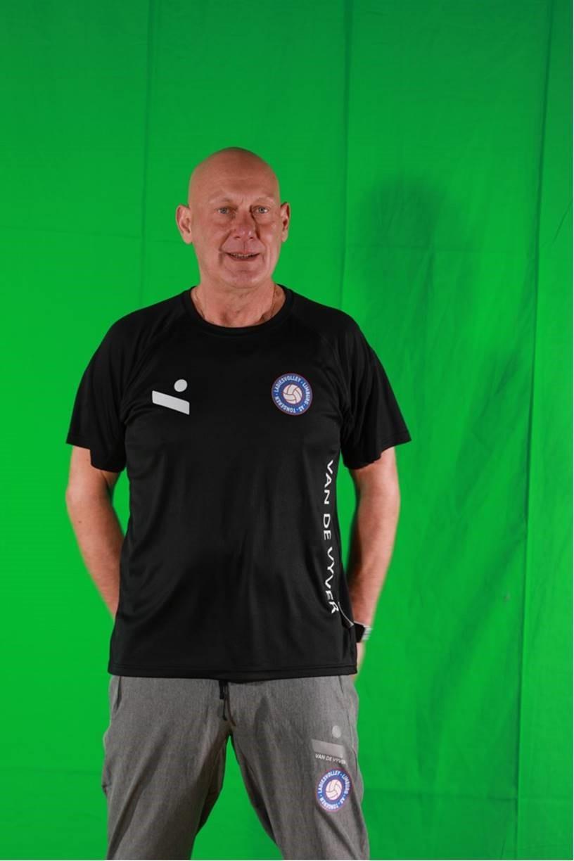 Trainer Julien Van de Vyver