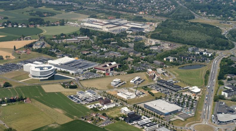 2017 Kortrijk Kennedypark Beneluxpark Leiedal Vives Kulak AZ Groeninge Expo (15)-2.jpg