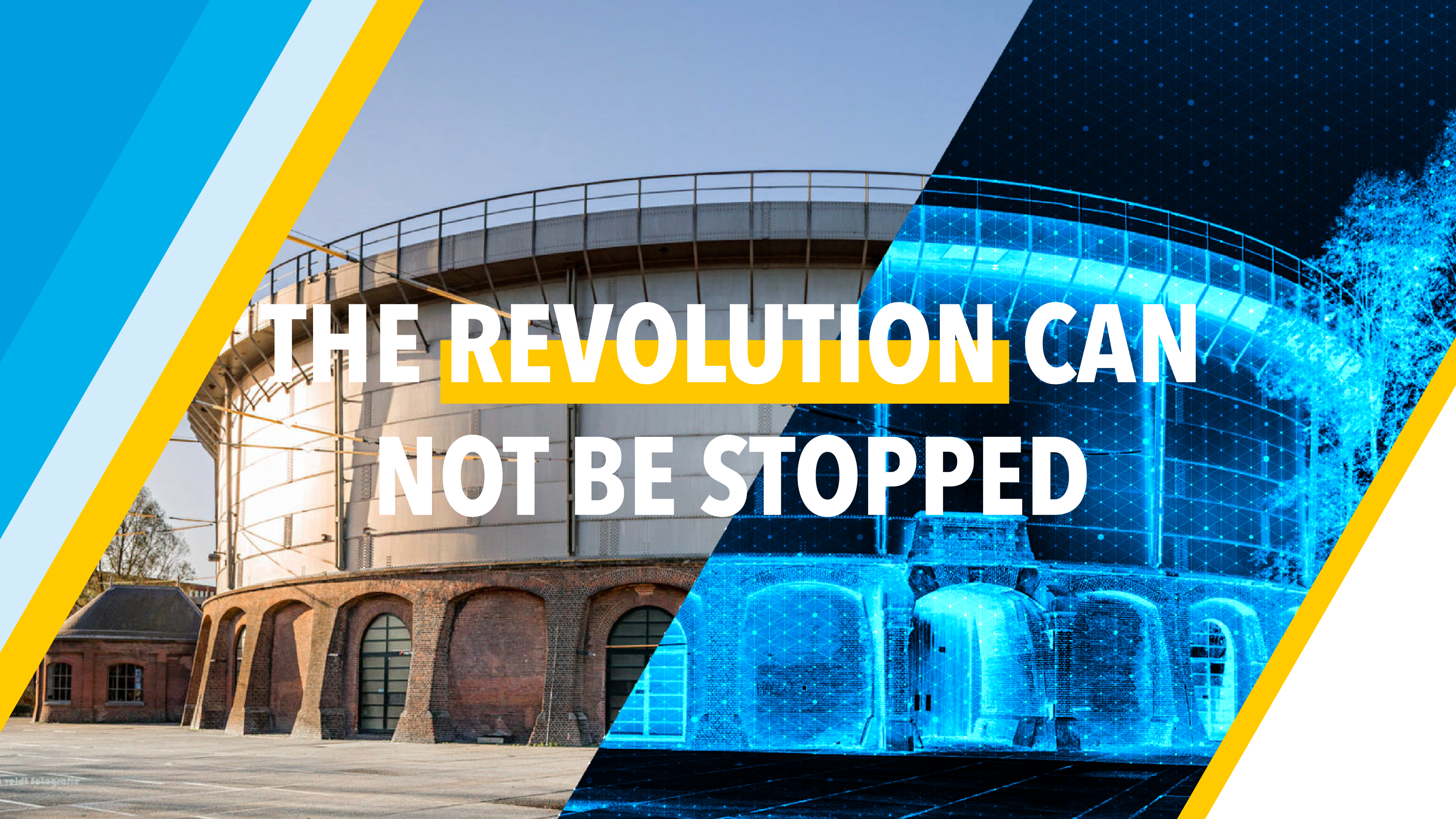 the REVOLUTION can not be stopped - REVOLUTION Digital 2020