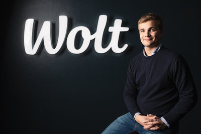 Miki Kuusi, CEO of Wolt