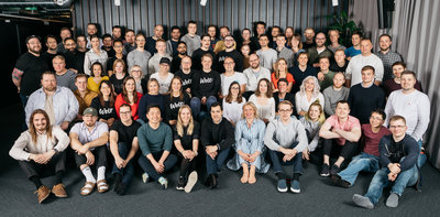 Most of the Wolt HQ team May 2019 – ONLY HQ, NOT ALL OF WOLT