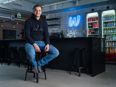 Miki Kuusi CEO & Co-founder