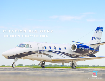 Cessna Citation XLS Gen2 Product Card