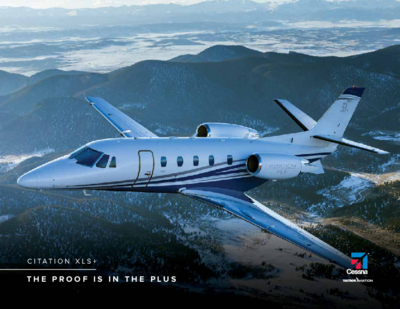 Cessna Citation XLS+ Product Card