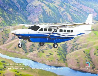 Cessna Grand Caravan EX Product Card