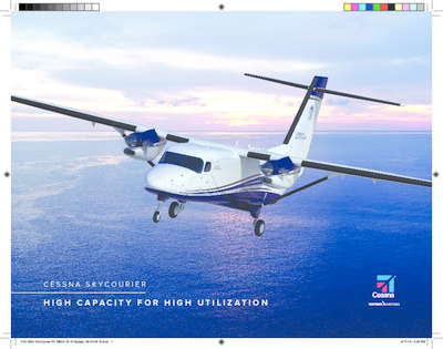 Cessna SkyCourier Product Card