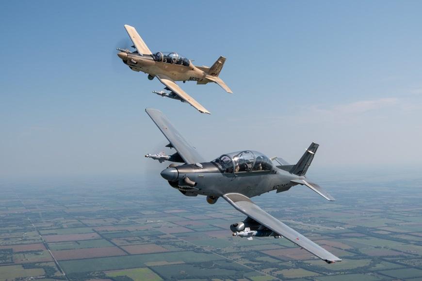 Two-Ship---Beechcraft-AT-6-Wolverine.jpg